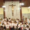 Missa no Jubileu de Prata da Cebinha São Francisco de Assis