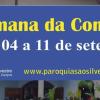 Semana da Comunidade começa neste domingo na Matriz São Silvestre